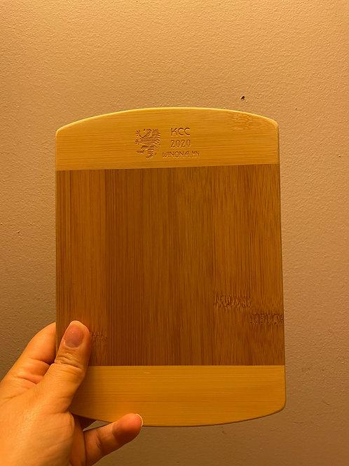 Bar Bamboo Cutting Board