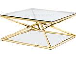 Matrix Gold Coffee Table