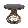 Rosegold Spoke Table