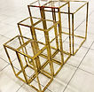 Gold 3D Stand