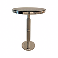 Christi Silver Cocktail Table