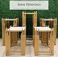 Eden Pedestal Set