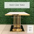Ellie Cake Table