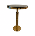 Christi Gold Cocktail Table