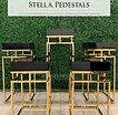 Stella Pedestals