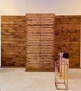 Rustic Wall 8' X 8'