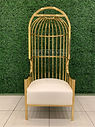 Charlotte Gold Chair