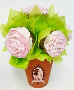 Floral Bouquet Cupcakes