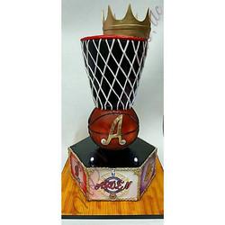 Basketball baby shower_#mdvcustomcakeboutique #mdvcustomcakes #alledible ##yonkers #kimball #westche