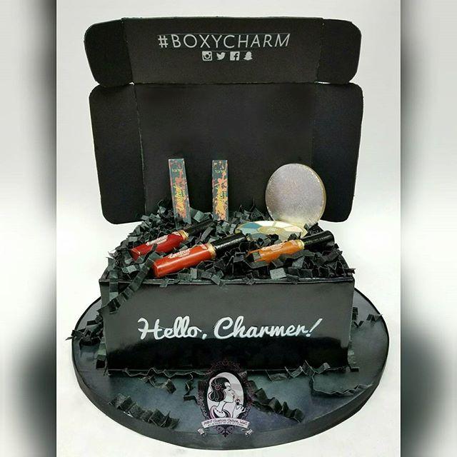 BoxyCharm Tarte Cake