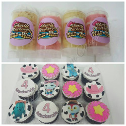 Sheriff Callie Push Pops & Cupcakes