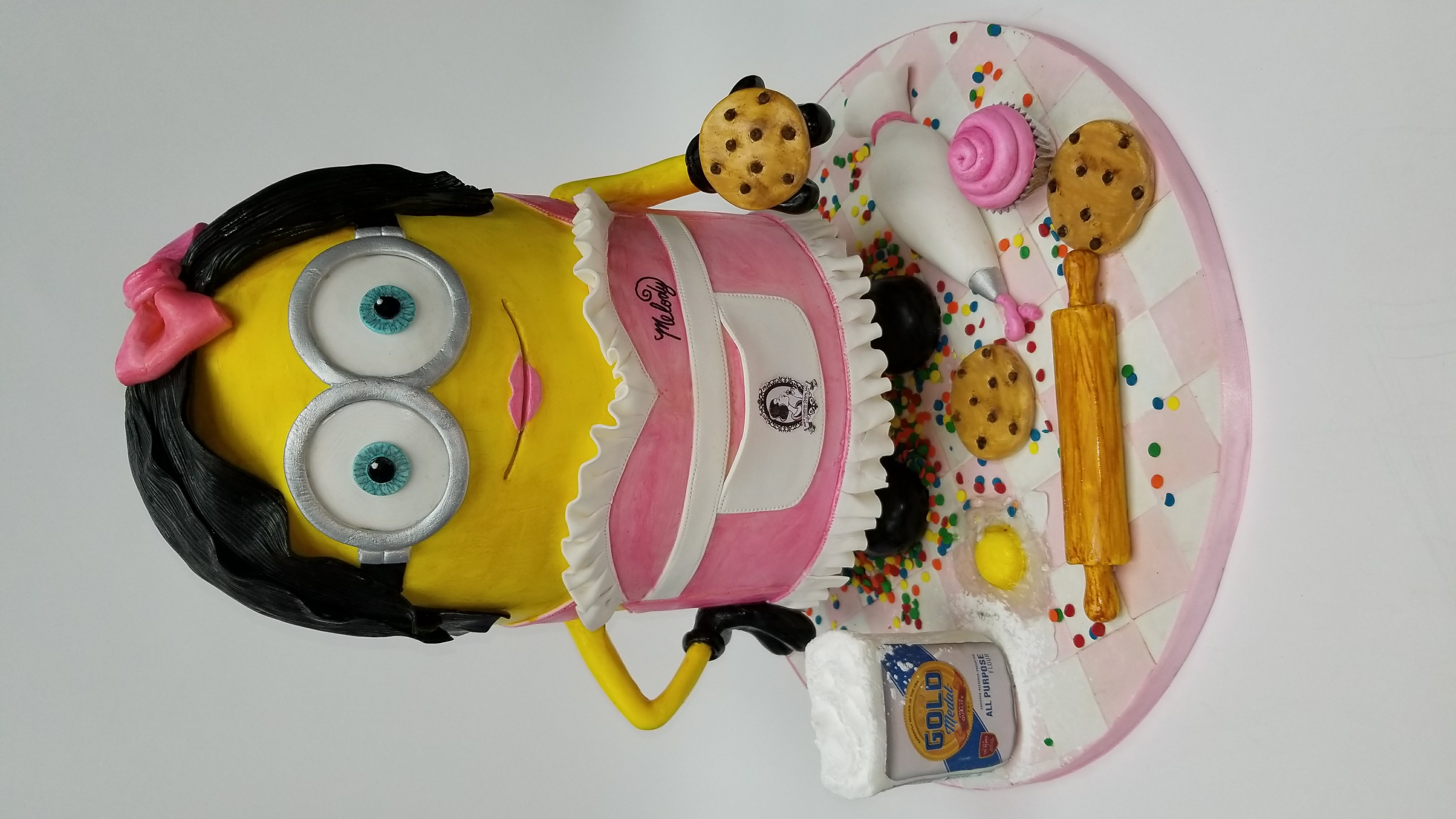 Minion Baker