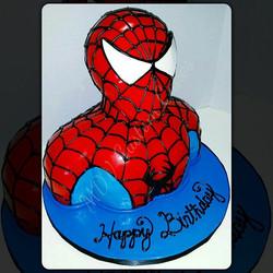 Spiderman Bust
