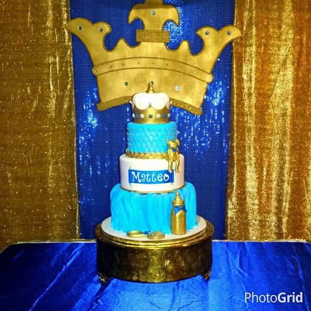 Royal Prince Babyshower