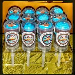 Owl Push Pops