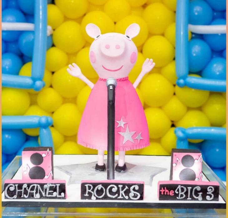 Rockstar Peppa Pig