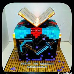 Enchantment Book Minecraft