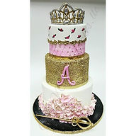Princess Sweet 16_#delicious #mdvcustomcakeboutique #mdvcustomcakes #alledible #westchester #ny #nyc