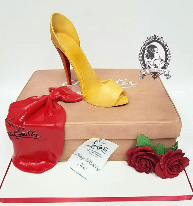 Louboutin Lovers Cake