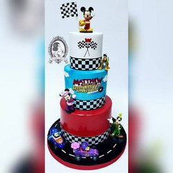 Mickey Roadsters