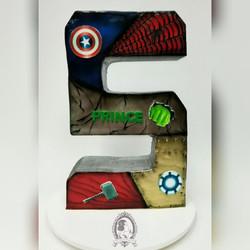 Superhero Sculpted 5