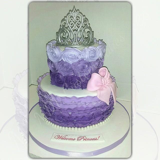 Princess Crown Babyshower