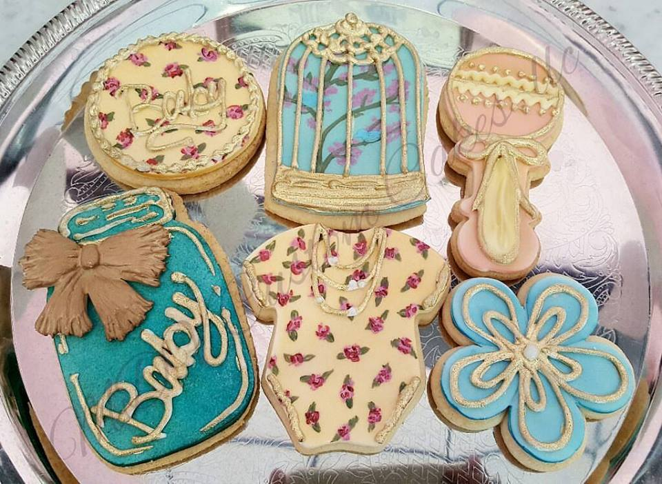Vintage Sugar Cookies