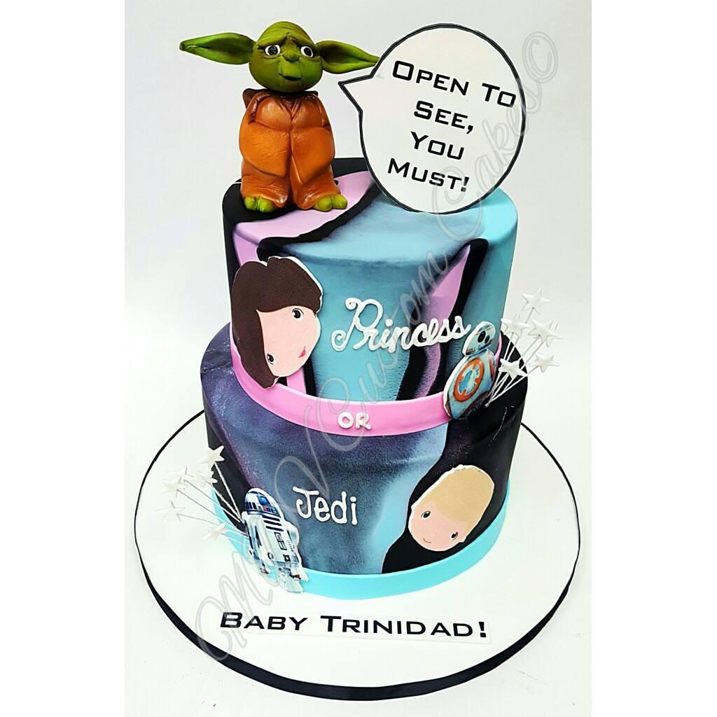 Star Wars Babyshower