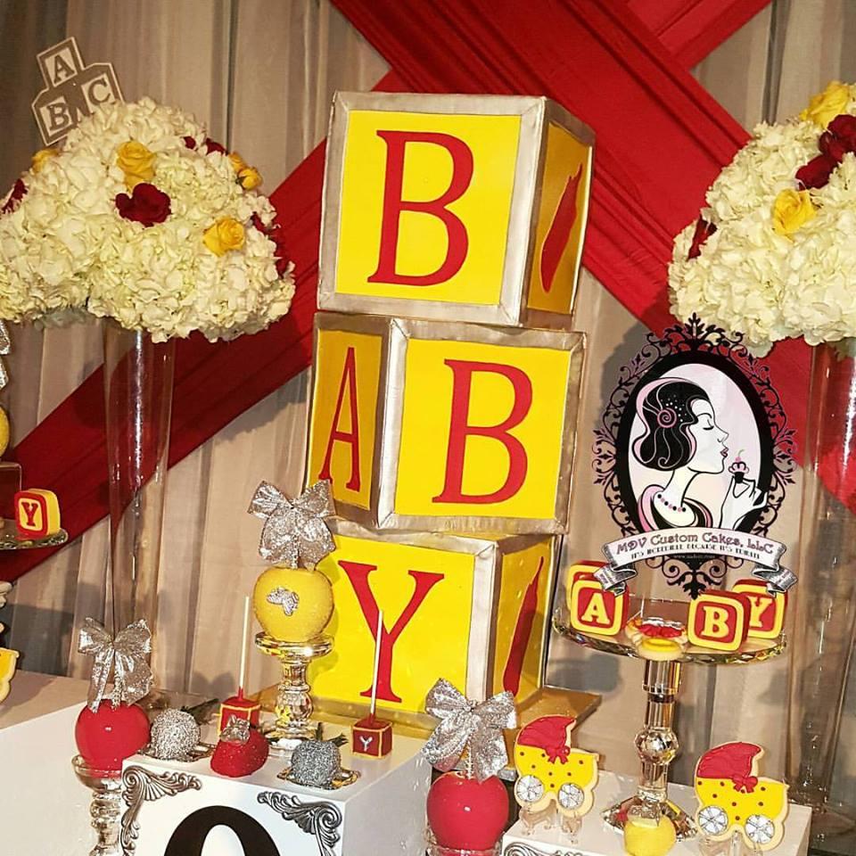 Baby Block Babyshower
