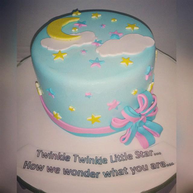 Twinkle Little Star Babyshower