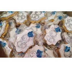 Milestone Sugar Cookies (60th)