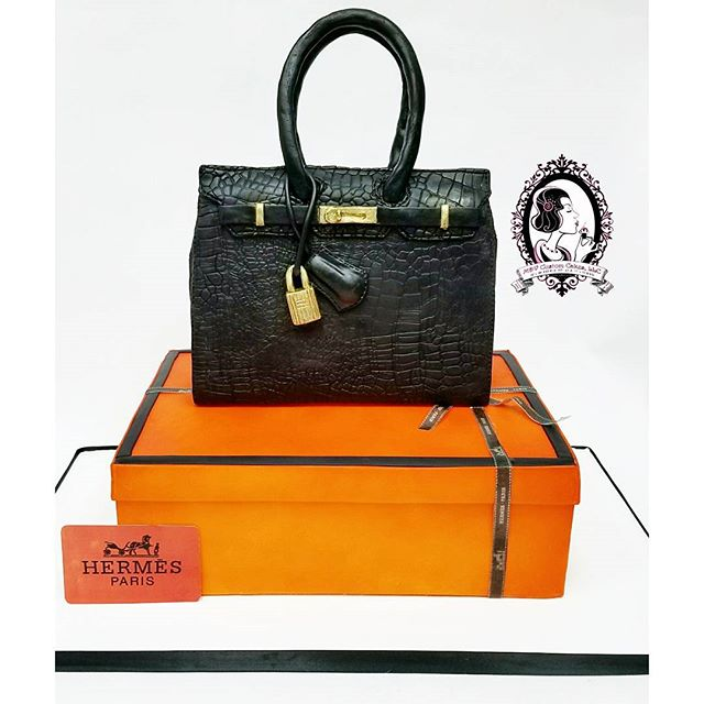 Hermes Birkin Bag and Box