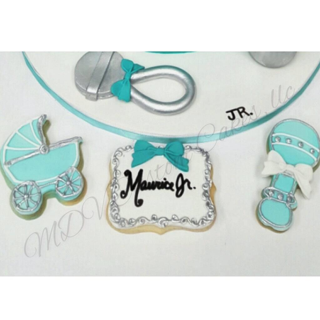 Tiffany Sugar Cookies