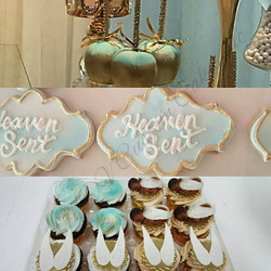 Heaven Sent Apples, Cookies, Cupcake