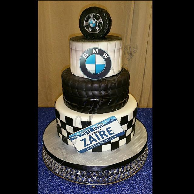 BMW Themed Babyshower