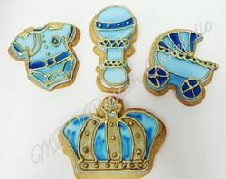 Royal Prince Sugar Cookies
