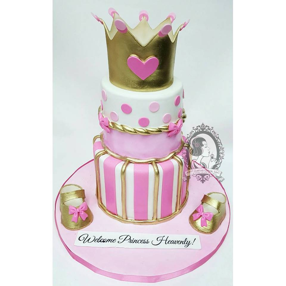 Princess Babygirl Themed Babyshower