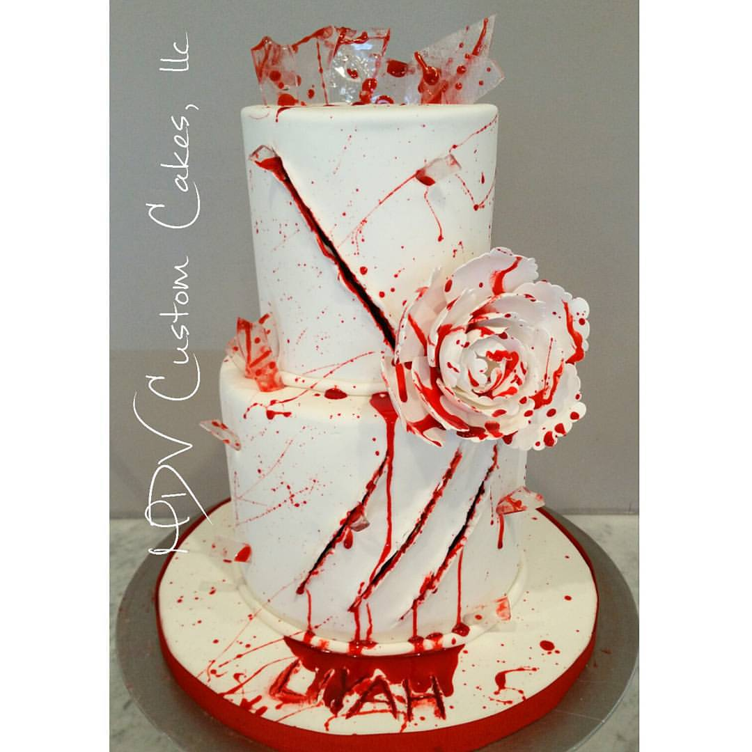 Horror Themed Wedding