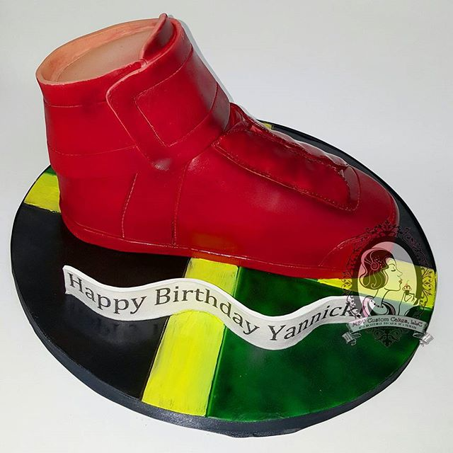 Balenciaga Sneaker Cake