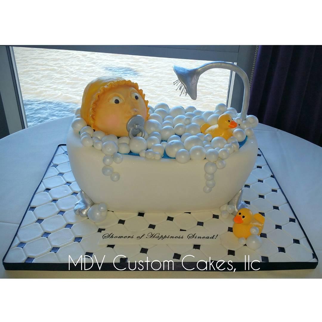 Baby Bubble Bath Babyshower
