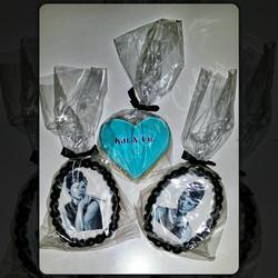 Breakfast at Tiffany's Sugar Cookies