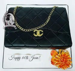Classic Chanel Bag_#mdvcustomcakeboutique #mdvcustomcakes #cake #customcakes #yonkers #ny #kimball #