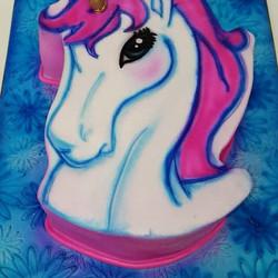 Enchanted Unicorn Cake