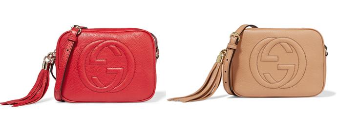 【今年買的第五個包包!Gucci Soho Disco Bag】