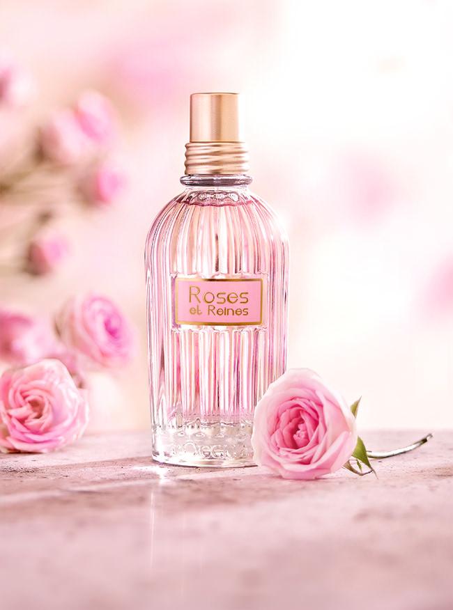 【讓你一試愛上的玫瑰香氣】