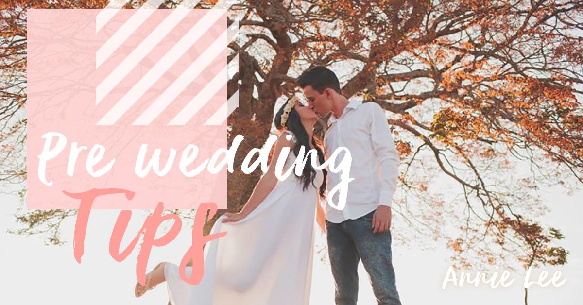 【影靚靚 Pre-wedding 五大Tips】