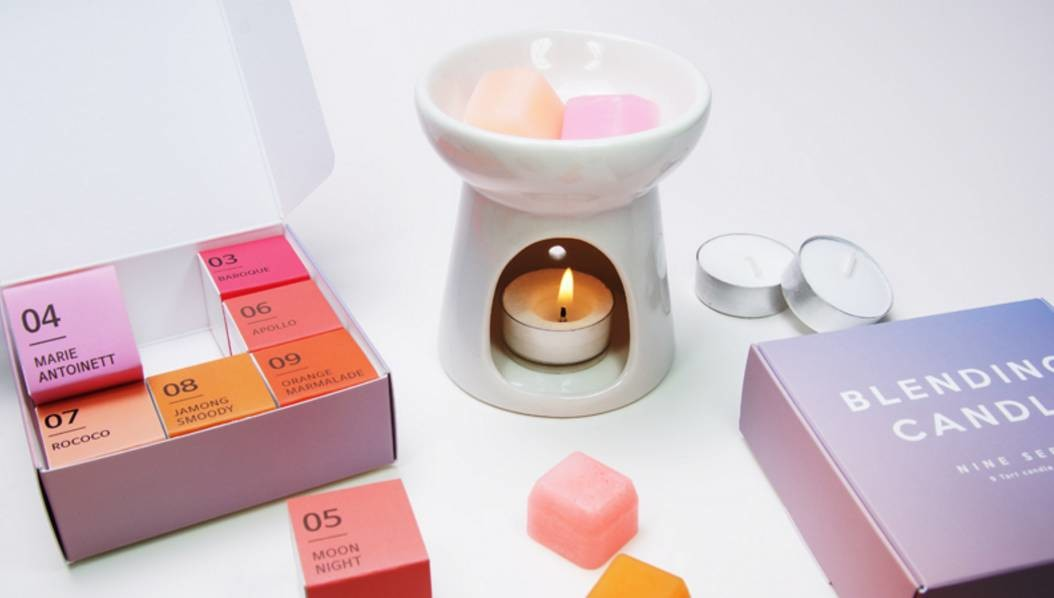 【讓房間充滿屬於你的獨特香氣】
