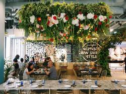 【旺角新開!清新森林系餐廳 — 青花】