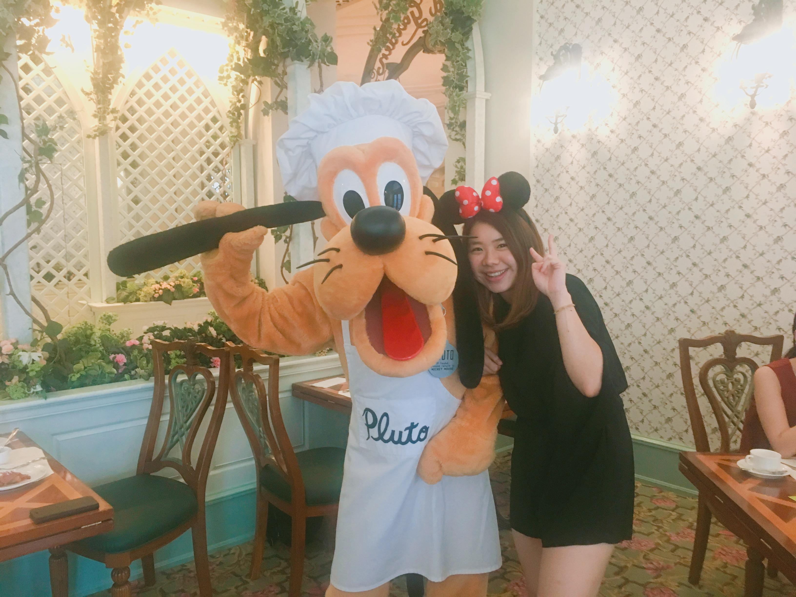 【迪士尼Fans必食-翠樂庭自助餐】