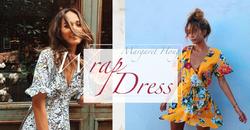 【Shopping Guide: Wrap Dress】